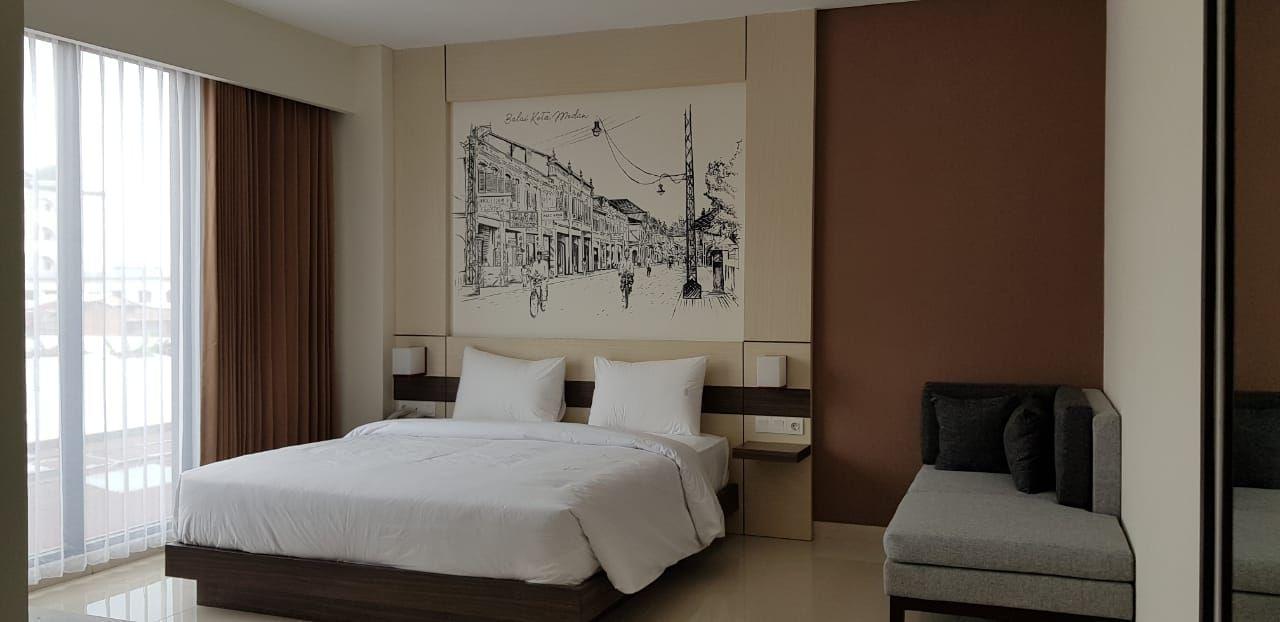 Depari Hotel Medan,Medan Sunggal