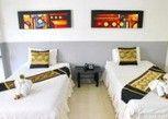 Pesan Kamar Superior Twin Beds di Lars-Lita Residence