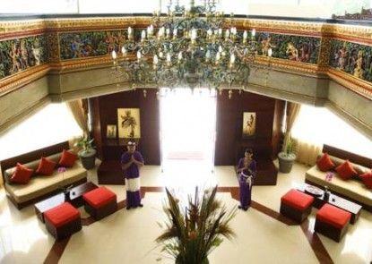 Lavender Villa & Spa Kuta Lobby