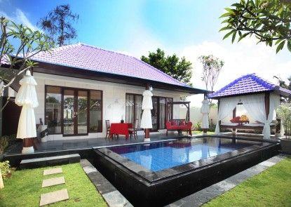 Lavender Villa & Spa Kuta Vila
