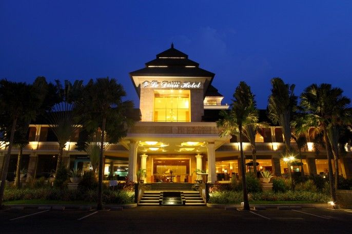 Le Dian Hotel & Cottages, Serang