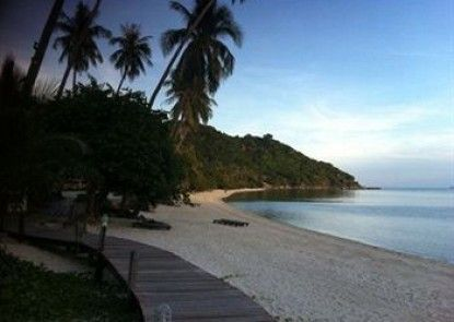 Leela Beach Resort