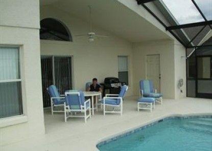 Legacy Vacation Homes Kissimmee Area
