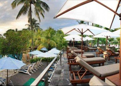 Legian Beach Hotel Eksterior