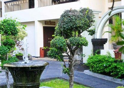 Legian Paradiso Hotel Teras