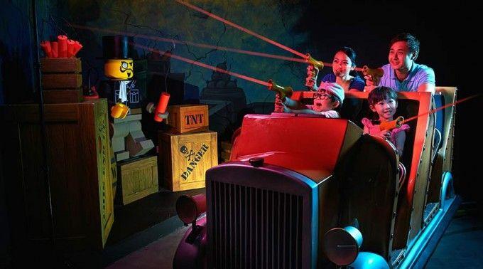 Legoland Theme Park Full-Day Pass in Dubai