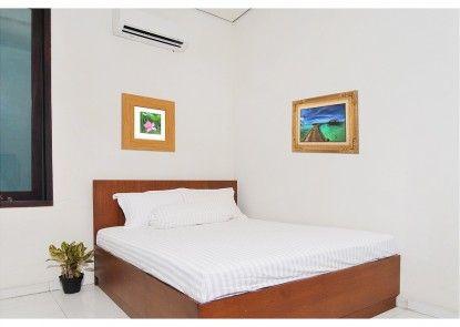 LeGreen Suite Setiabudi VI near Rasuna Said Kamar Tamu