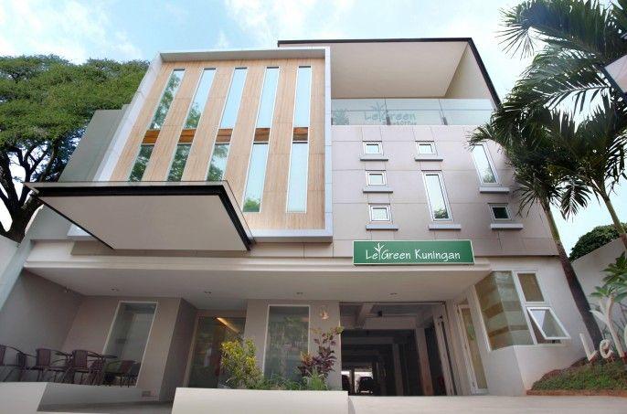LeGreen Suite Kuningan, South Jakarta