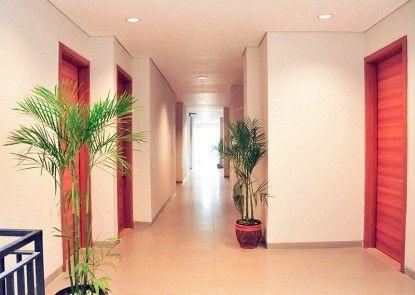 LeGreen Suite Kuningan Interior