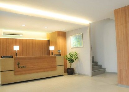 LeGreen Suite Kuningan Lobby