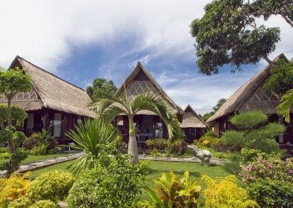 Lembongan Bay Shore Huts