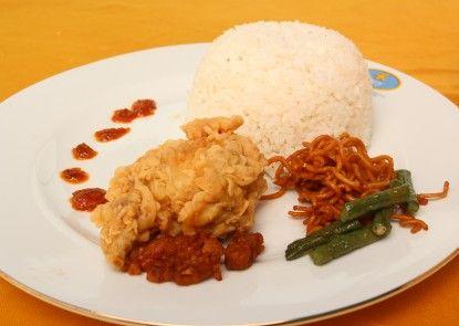 Lerina Hotel & Conference Syariah Banjarbaru Makanan