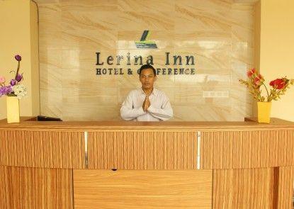 Lerina Hotel & Conference Syariah Banjarbaru Penerima Tamu