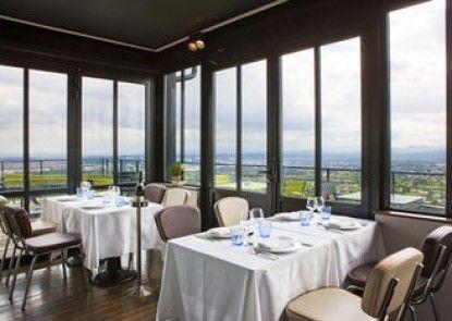 L\'Ermitage Hôtel Cuisine-à-manger