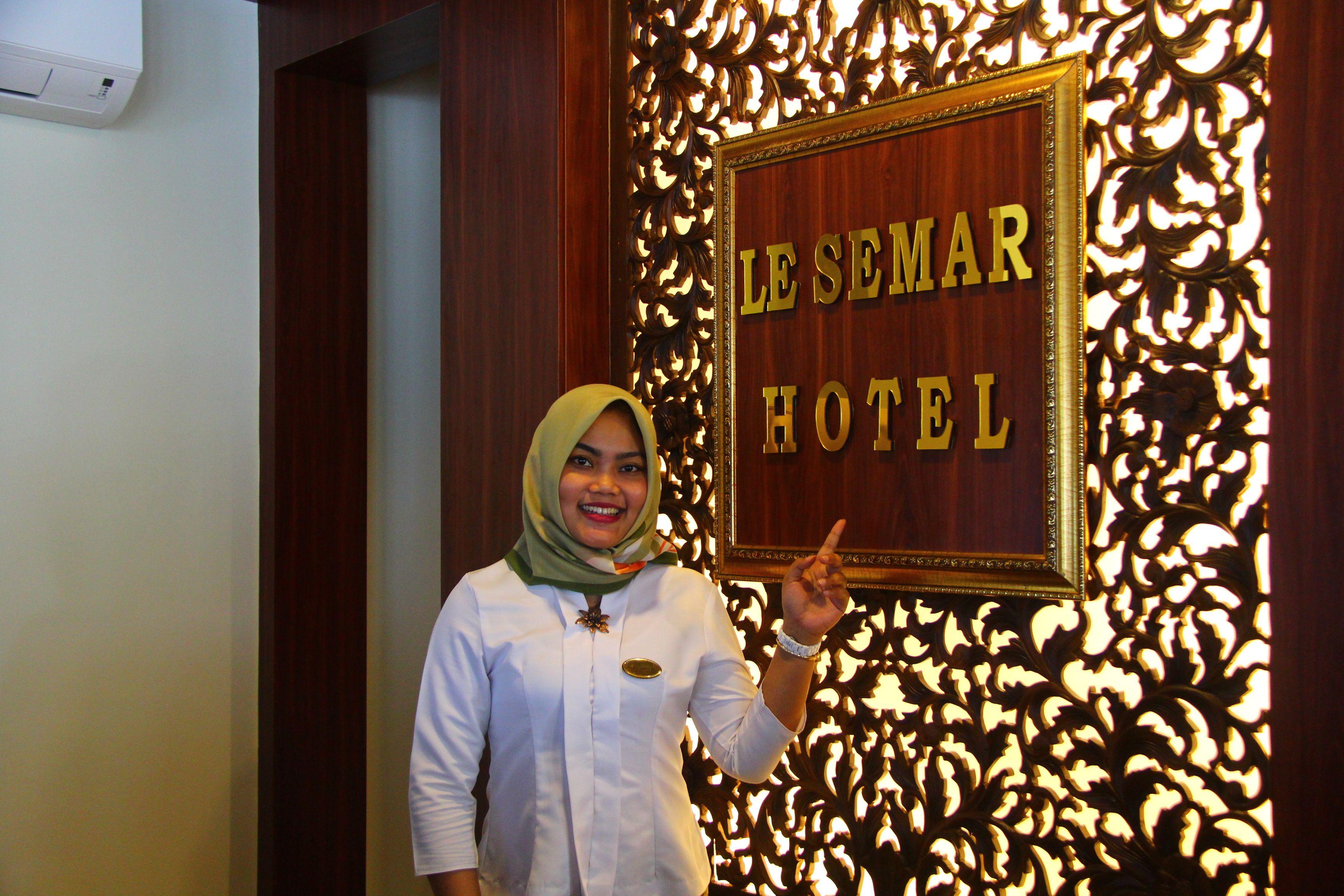 Le Semar Hotel, Serang