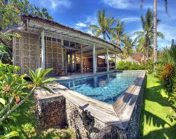 Les Villas Ottalia Gili Trawangan, Kepulauan Gili