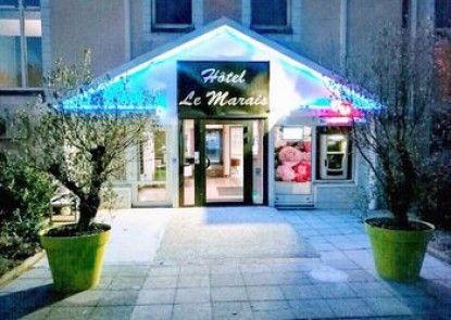 L\'Hôtel Le Marais Romilly Sur Seine Centre