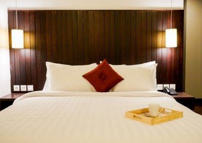 Liberty Hotel Thamrin Jakarta Kamar Tamu