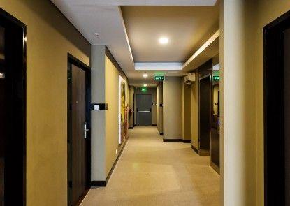 Liberty Hotel Thamrin Jakarta Eksterior
