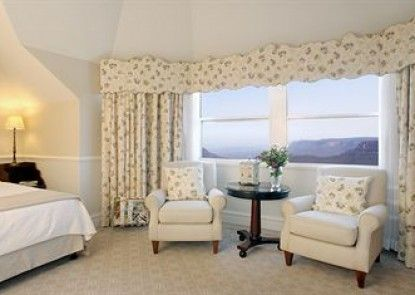 Lilianfels Blue Mountains Resort & Spa Teras