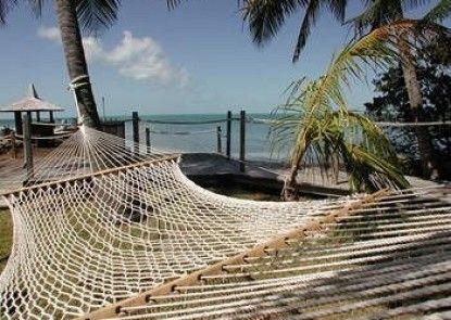 Lime Tree Bay Resort Teras