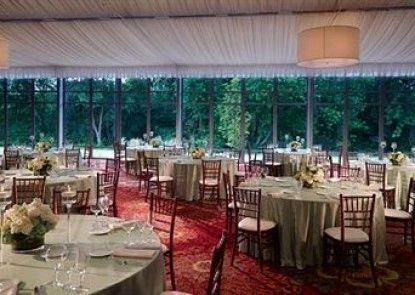 Lincolnshire Marriott Resort Teras