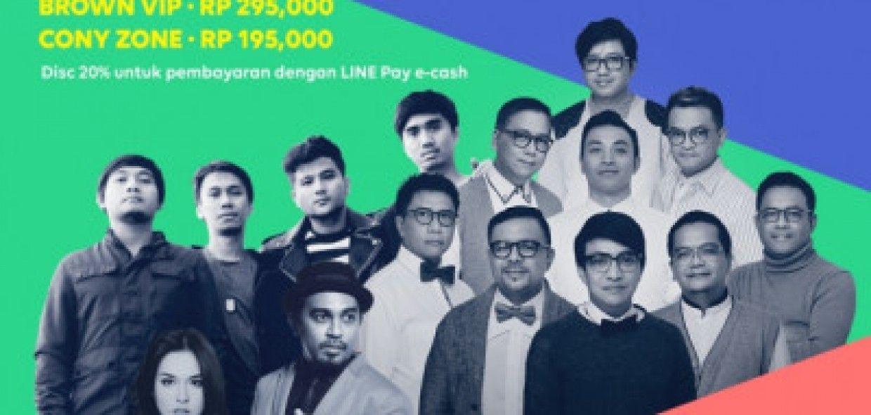 Line Concert 2018