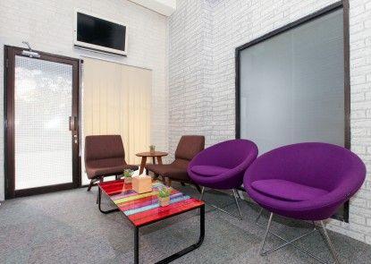 LITEROOMS BEKASI BARAT Lounge