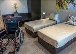 Pesan Kamar Kamar Double Atau Twin, Akses Difabel di Lithgow Workies Club Motel