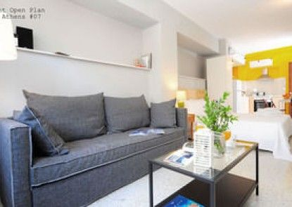 Live in Athens, short stay apartments