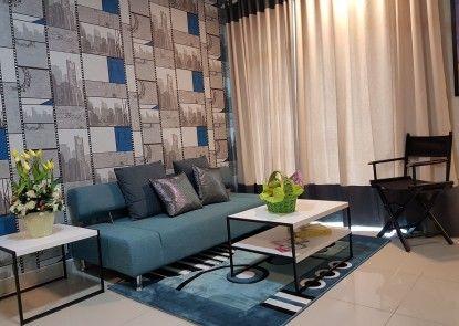 LK De Centrum 2 Bedroom Suites Apartment