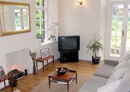 Llwyn Onn Guest House Teras
