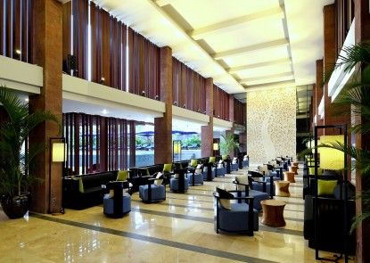 Watermark Hotel and Spa Jimbaran Lobby