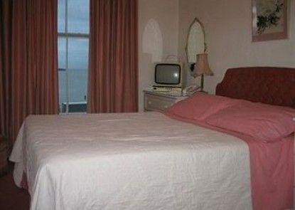 Loddington House Hotel Teras