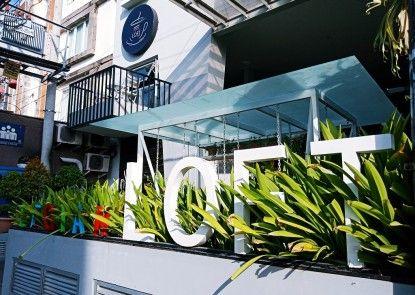 Loft Legian Hotel Eksterior