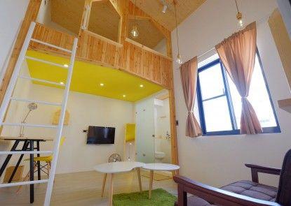 Loft.Wo Design Inn