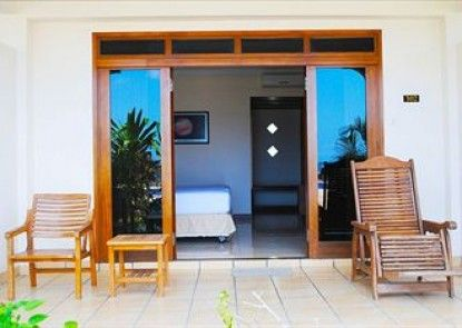 Lombok Beach Villa Teras