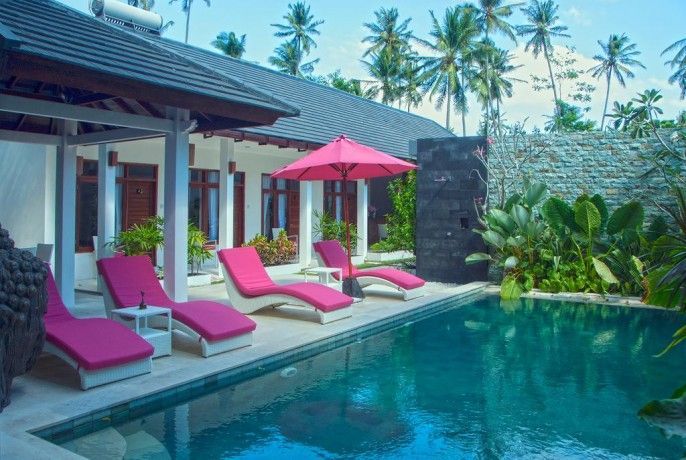 Lombok Senggigi Hotel, Lombok Barat