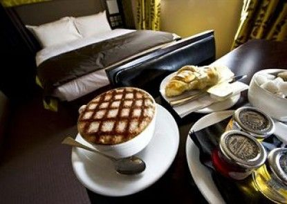 Lorne Hotel Glasgow Teras