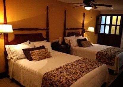 Los Abolengos Grand Class Casona Hotel Teras