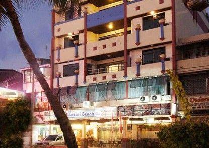 Losari Beach Inn Hotel Eksterior