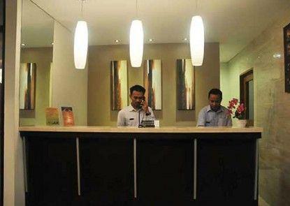 Losari Blok M2 Hotel Jakarta Penerima Tamu