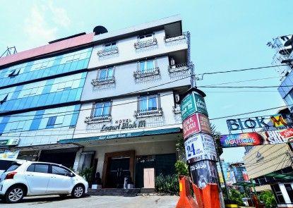 Losari Blok M Hotel Jakarta Pemandangan