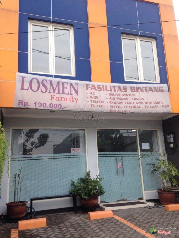 Losmen Family Syariah, Surabaya
