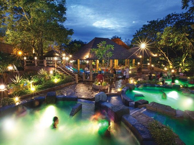 harga tiket Lost World Hot Springs and Spa by Night E-Voucher