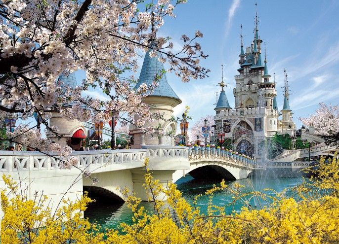 harga tiket Lotte World Admission Ticket