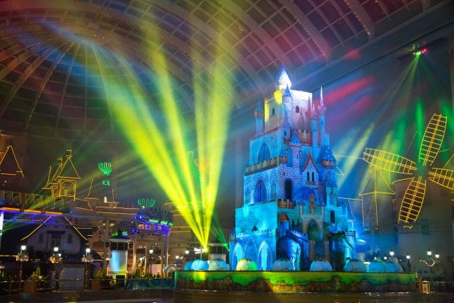 Lotte World Admission with Transfers