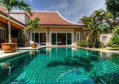 Lotus Villa by Jetta