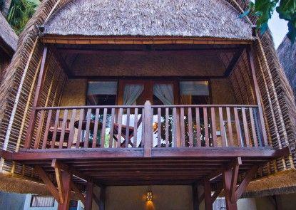 Lumbung Bali Huts Teras