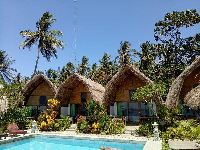 Krisna Bungalow and Restaurant, Lombok Barat